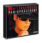 Panikpräsident, 3 Audio-CDs, Udo Lindenberg