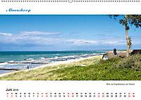 Panorama-Blick Fischland-Darss-Zingst (Wandkalender 2019 DIN A2 quer) - Produktdetailbild 6