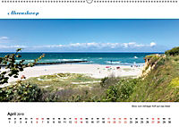 Panorama-Blick Fischland-Darss-Zingst (Wandkalender 2019 DIN A2 quer) - Produktdetailbild 4