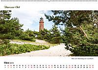 Panorama-Blick Fischland-Darss-Zingst (Wandkalender 2019 DIN A2 quer) - Produktdetailbild 3