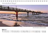 Panorama-Blick Ostseeheilbad Zingst (Tischkalender 2019 DIN A5 quer) - Produktdetailbild 3
