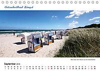 Panorama-Blick Ostseeheilbad Zingst (Tischkalender 2019 DIN A5 quer) - Produktdetailbild 9