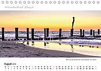 Panorama-Blick Ostseeheilbad Zingst (Tischkalender 2019 DIN A5 quer) - Produktdetailbild 8