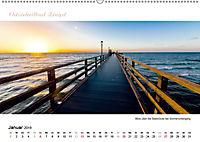 Panorama-Blick Ostseeheilbad Zingst (Wandkalender 2019 DIN A2 quer) - Produktdetailbild 1