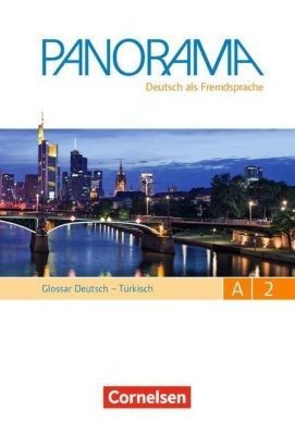 Panorama - Deutsch als Fremdsprache: Bd.A2 Glossar Deutsch-Türkisch, Gesamtband