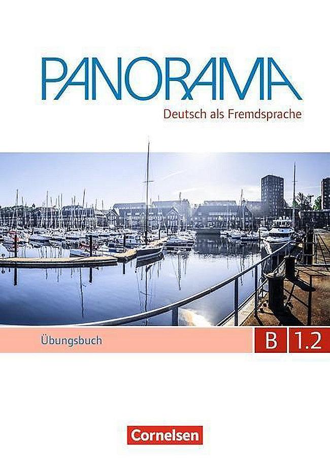 Panorama Deutsch Als Fremdsprache Bdb12 übungsbuch Daf Mit