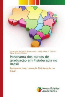 Panorama dos cursos de graduação em Fisioterapia no Brasil, Erica Silva de Souza Matsumura, Leny Silene F. Castro, Kátia Simone Kietzer