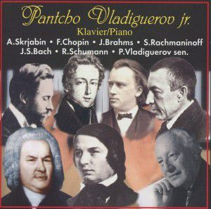 Pantcho Vladiguerov Jr., Pantcho Vladiguerov Jr.