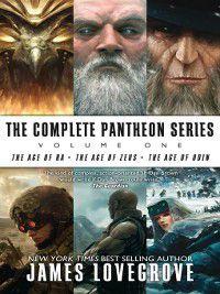 Pantheon: The Complete Pantheon Series Volume 1, James Lovegrove