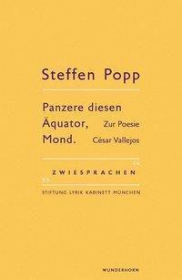 Panzere diesen Äquator, Mond - Steffen Popp |