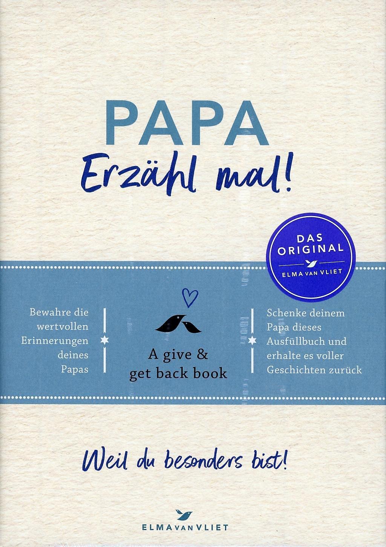 Papa Erzähl Mal Buch Von Elma Van Vliet Versandkostenfrei