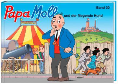 Papa Moll: Bd.30 Papa Moll und der fliegende Hund, Jürg Lendenmann
