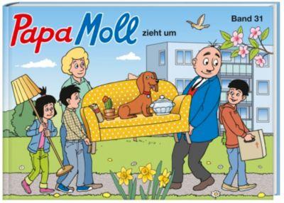 Papa Moll zieht um, Jürg Lendenmann