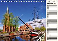 Papenburg und das Rheiderland (Tischkalender 2019 DIN A5 quer) - Produktdetailbild 6
