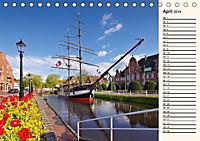 Papenburg und das Rheiderland (Tischkalender 2019 DIN A5 quer) - Produktdetailbild 9