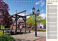 Papenburg und das Rheiderland (Tischkalender 2019 DIN A5 quer) - Produktdetailbild 10