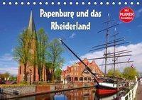 Papenburg und das Rheiderland (Tischkalender 2019 DIN A5 quer), k.A. LianeM