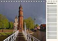 Papenburg und das Rheiderland (Tischkalender 2019 DIN A5 quer) - Produktdetailbild 11