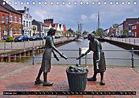 Papenburg und das Rheiderland (Tischkalender 2019 DIN A5 quer) - Produktdetailbild 2