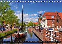 Papenburg und das Rheiderland (Tischkalender 2019 DIN A5 quer) - Produktdetailbild 8