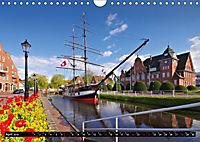 Papenburg und das Rheiderland (Wandkalender 2019 DIN A4 quer) - Produktdetailbild 4