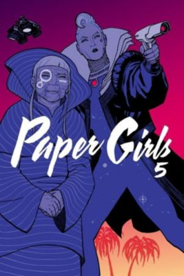 Paper Girls - Brian K. Vaughan pdf epub