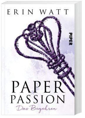 Paper Passion - Das Begehren - Erin Watt |