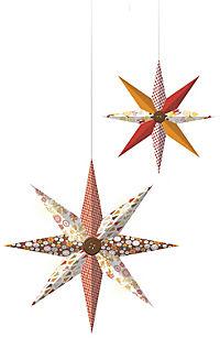 Paper Stars (Motiv: Lounge) - Produktdetailbild 1