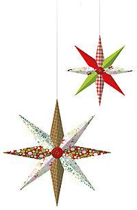 Paper Stars (Motiv: Traditional) - Produktdetailbild 1