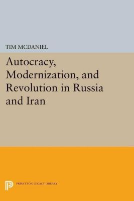 Papers of Thomas Jefferson, Second Series: Autocracy, Modernization, and Revolution in Russia and Iran, Tim McDaniel