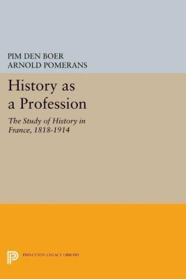 Papers of Thomas Jefferson, Second Series: History as a Profession, Pim Den Boer
