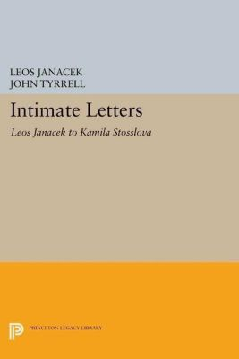 Papers of Thomas Jefferson, Second Series: Intimate Letters, Leos Janácek