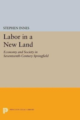 Papers of Thomas Jefferson, Second Series: Labor in a New Land, Stephen Innes