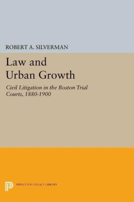 Papers of Thomas Jefferson, Second Series: Law and Urban Growth, Robert A. Silverman