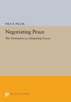 Papers of Thomas Jefferson, Second Series: Negotiating Peace, Paul R. Pillar