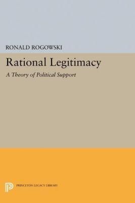 Papers of Thomas Jefferson, Second Series: Rational Legitimacy, Ronald Rogowski