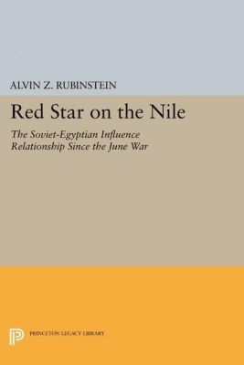 Papers of Thomas Jefferson, Second Series: Red Star on the Nile, Alvin Z. Rubinstein