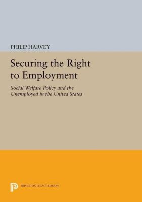 Papers of Thomas Jefferson, Second Series: Securing the Right to Employment, Philip Harvey