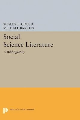Papers of Thomas Jefferson, Second Series: Social Science Literature, Michael Barkun, Wesley L. Gould