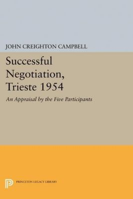 Papers of Thomas Jefferson, Second Series: Successful Negotiation, Trieste 1954