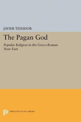 Papers of Thomas Jefferson, Second Series: The Pagan God, Javier Teixidor