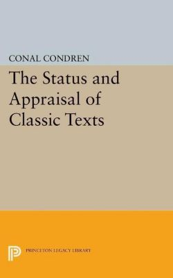Papers of Thomas Jefferson, Second Series: The Status and Appraisal of Classic Texts, Conal Condren