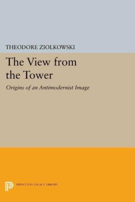 Papers of Thomas Jefferson, Second Series: The View from the Tower, Theodore Ziolkowski