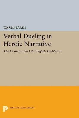 Papers of Thomas Jefferson, Second Series: Verbal Dueling in Heroic Narrative, Wards Parks
