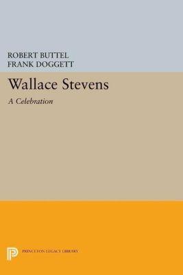 Papers of Thomas Jefferson, Second Series: Wallace Stevens, Frank Doggett, Robert Buttel