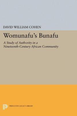 Papers of Thomas Jefferson, Second Series: Womunafu's Bunafu, David William Cohen