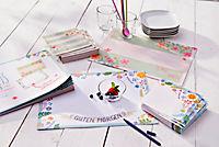 Papier-Tischsets + Servietten, 80-tlg. Set - Produktdetailbild 3