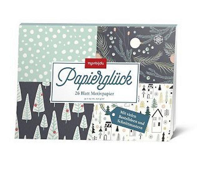 Motivpapier Weihnachten.Papierglück Design Weihnachten Skandinavisch Motivpapier