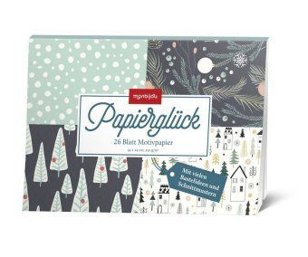 Papiergl ck design weihnachten skandinavisch - Weihnachtsdeko skandinavisch ...