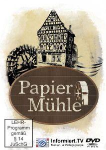 Papiermühle, Papiermühle Homburg